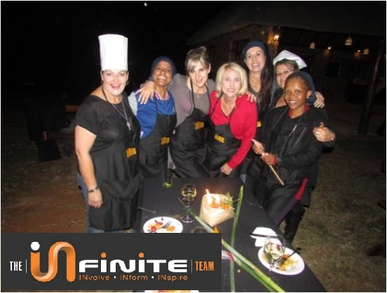 Team Building Dinokeng Game Reserve