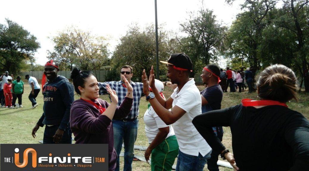 Team building City of Tshwane